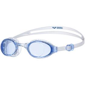 arena Airsoft Okulary pływackie, niebieski/biały